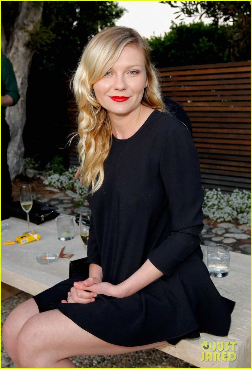 kate bosworth kirsten dunst proenza shouler dinner 10