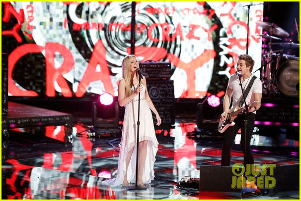 danielle bradbery hunter hayes the voice finale performance video 01