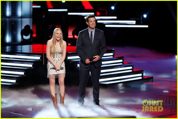 danielle bradbery the voice finale performance video 122893366