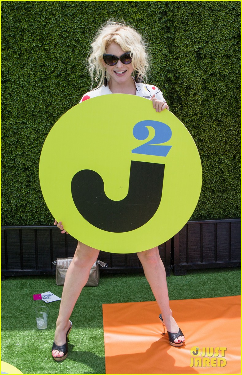 chloe bridges claudia lee just jared summer kick off party mcdonalds 042883559