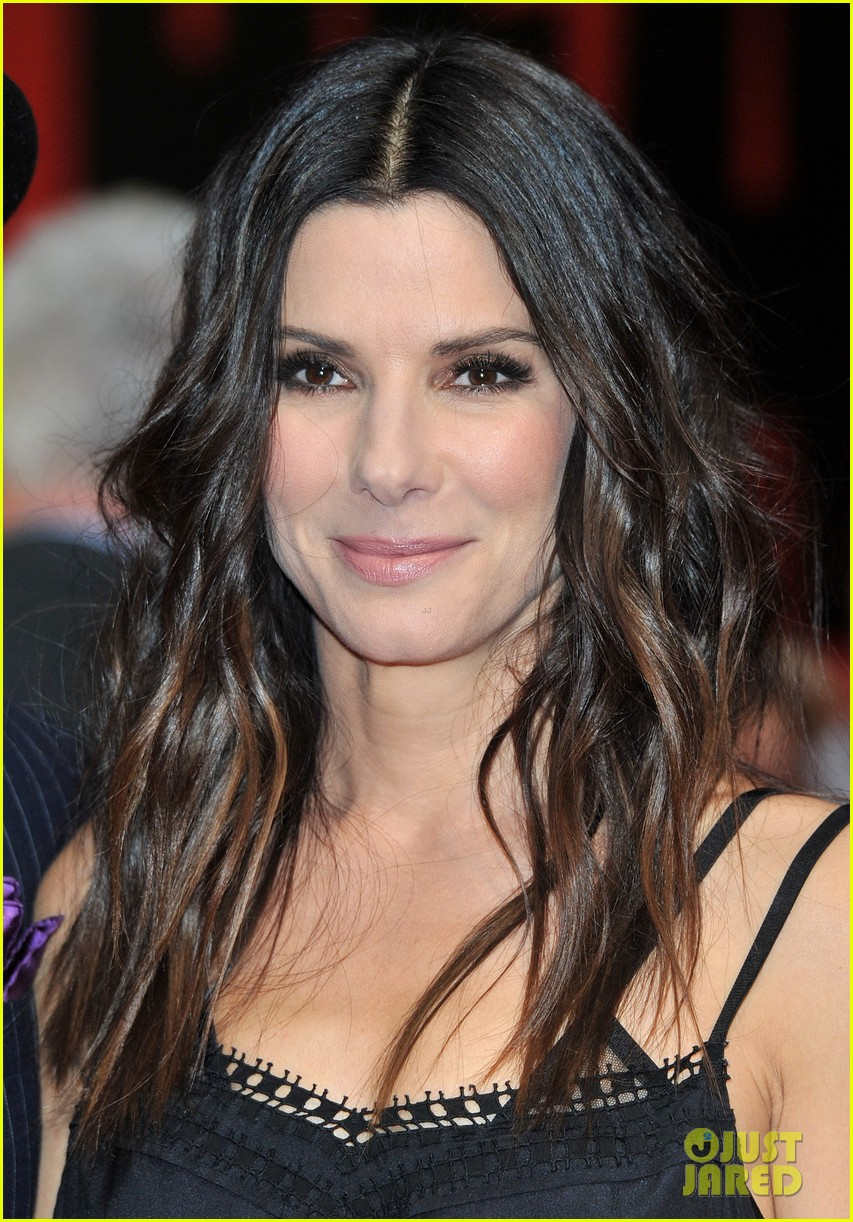 sandra bullock the heat gala screening in london 032890677