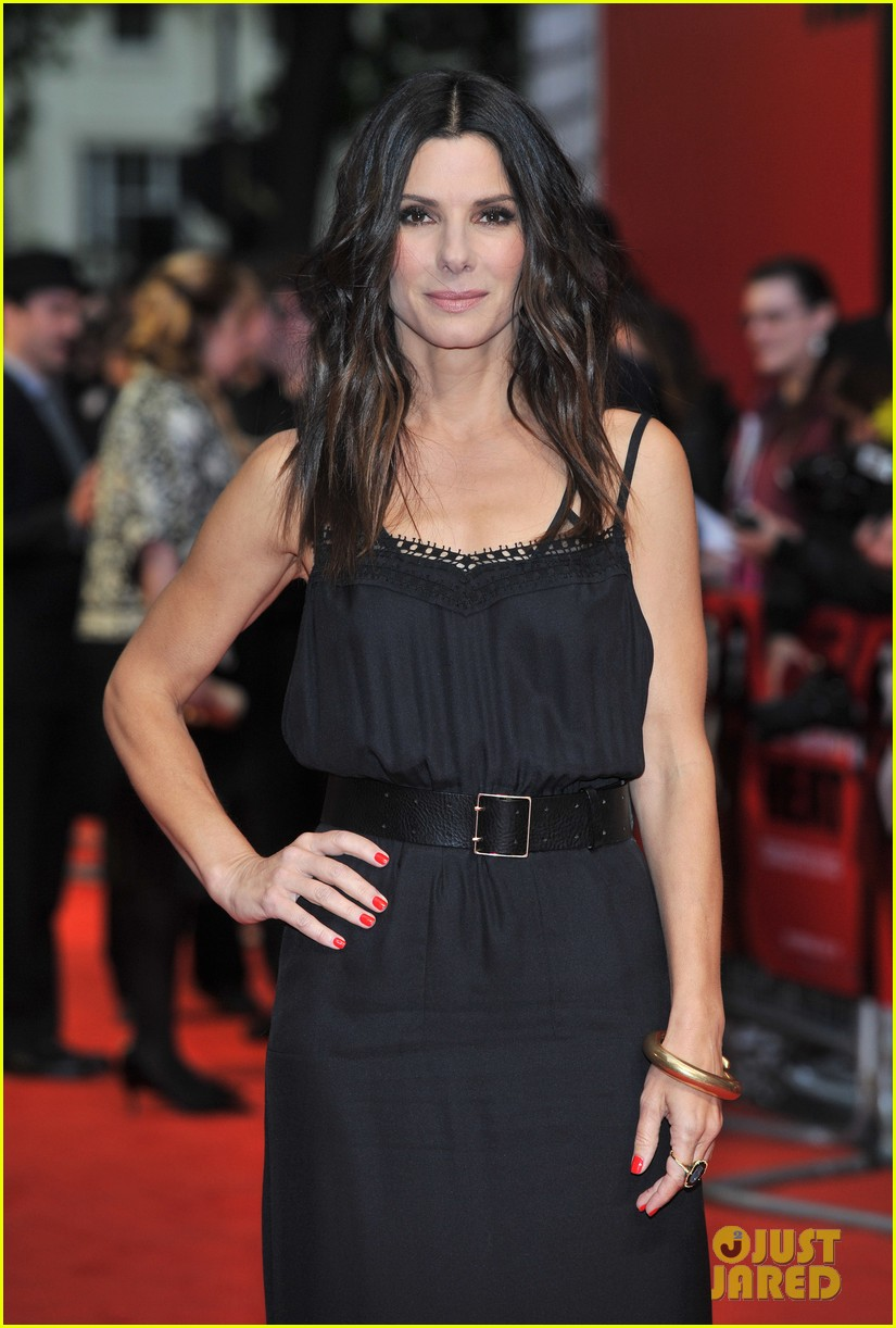 sandra bullock the heat gala screening in london 072890681