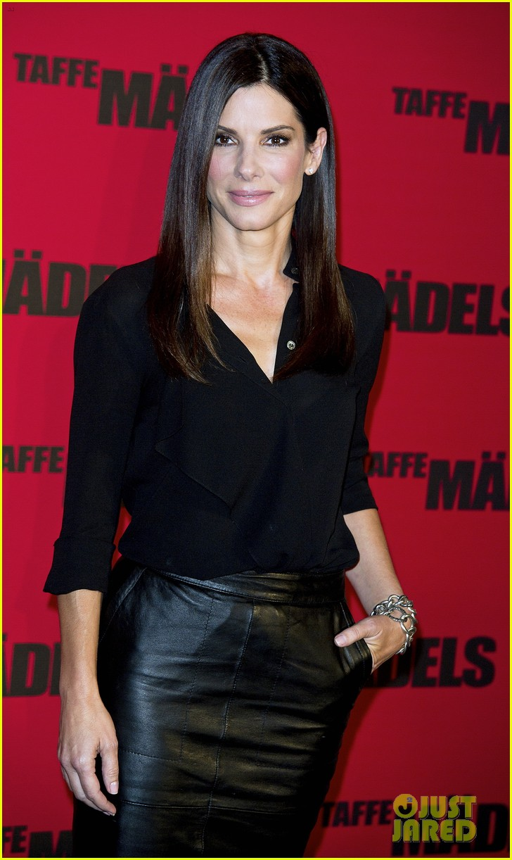 sandra bullock the heat berlin photo call 012893598