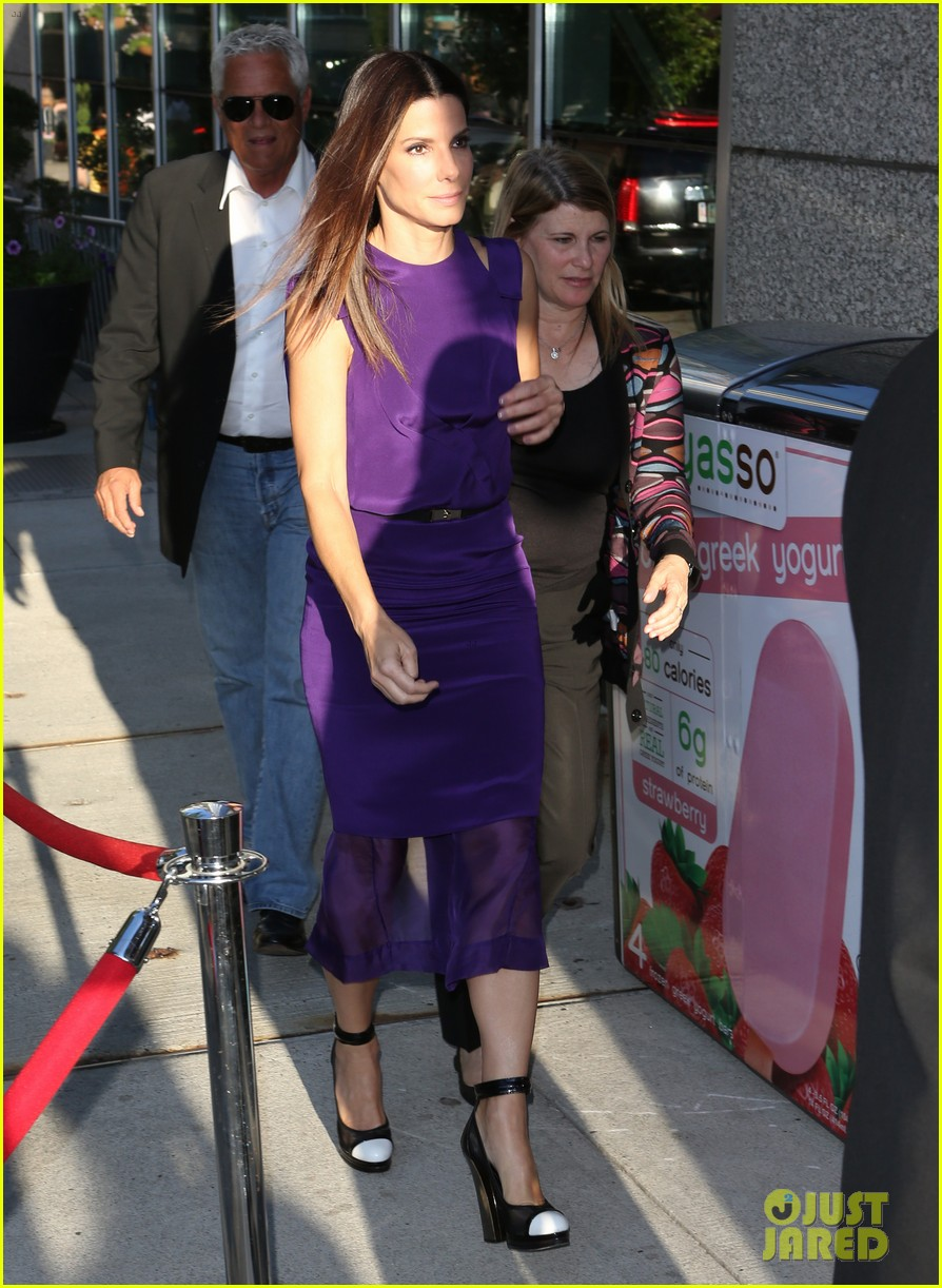sandra bullock the heat boston premiere 102895568