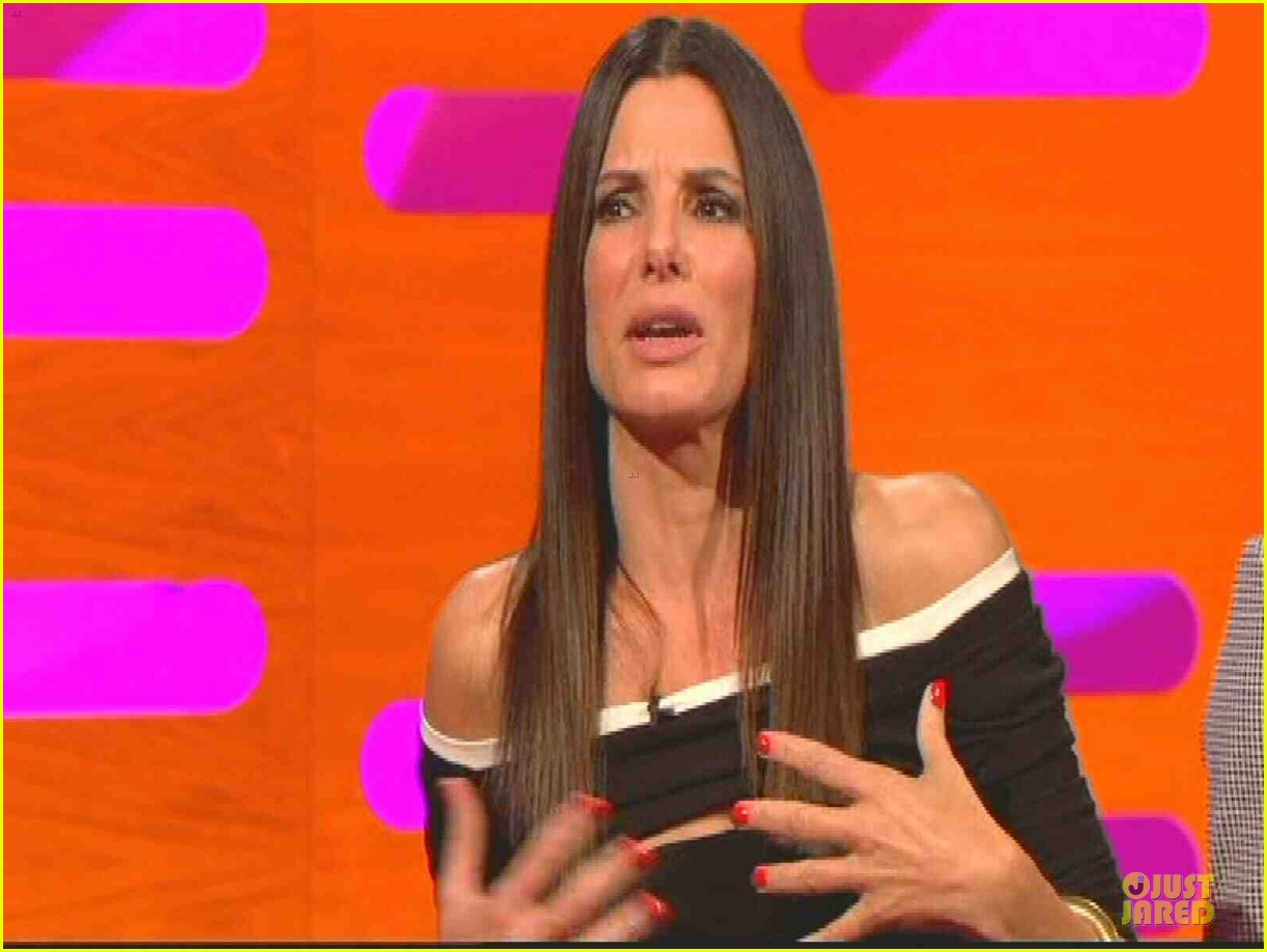 sandra bullock samuel l jackson sex scenes on graham norton 082900670