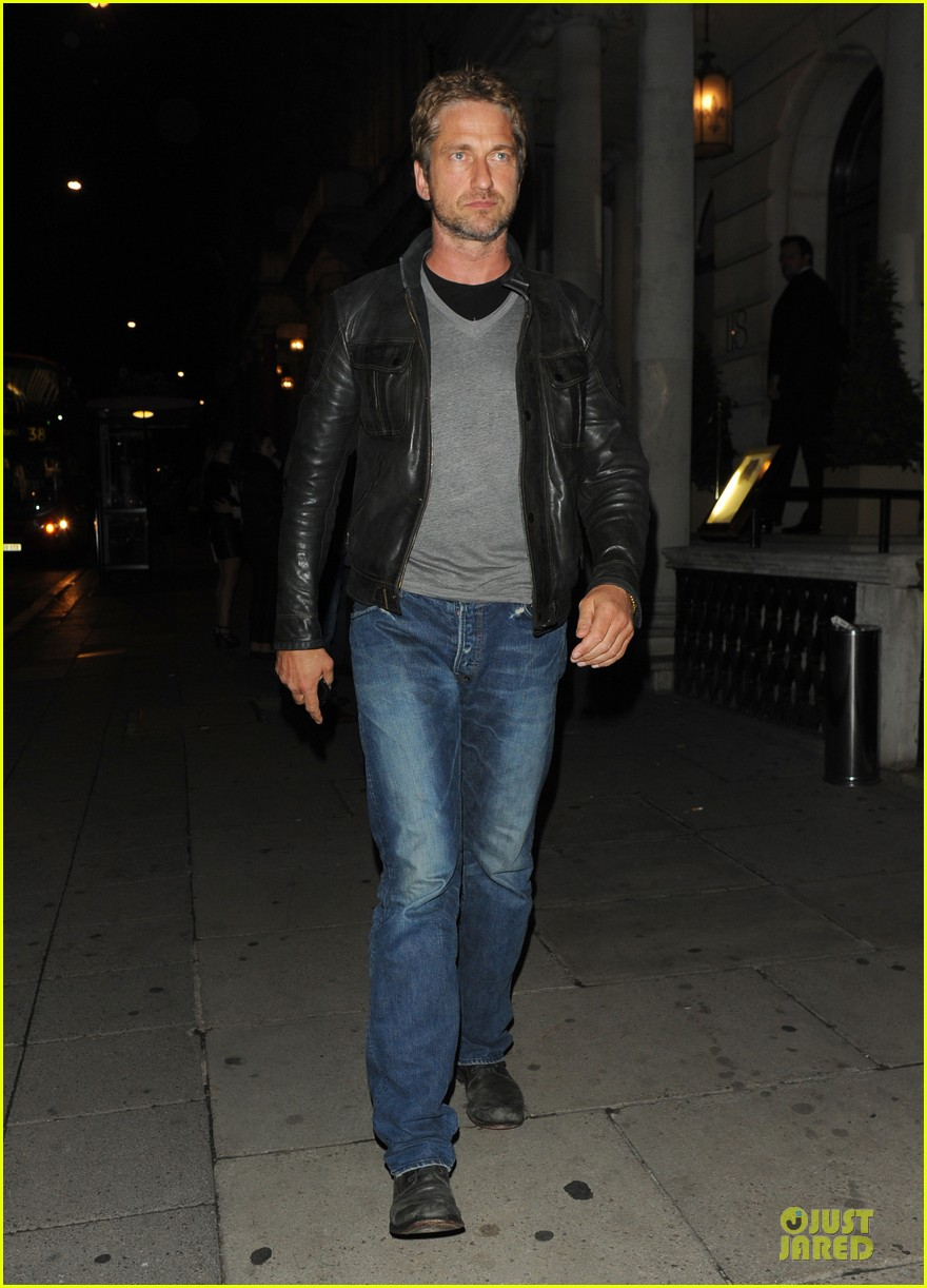 gerard butler james franco exits garden of last days 04