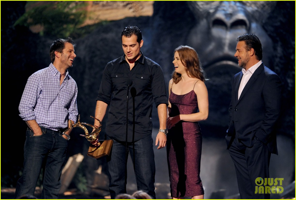 henry cavill amy adams guys choice awards 2013 122887403
