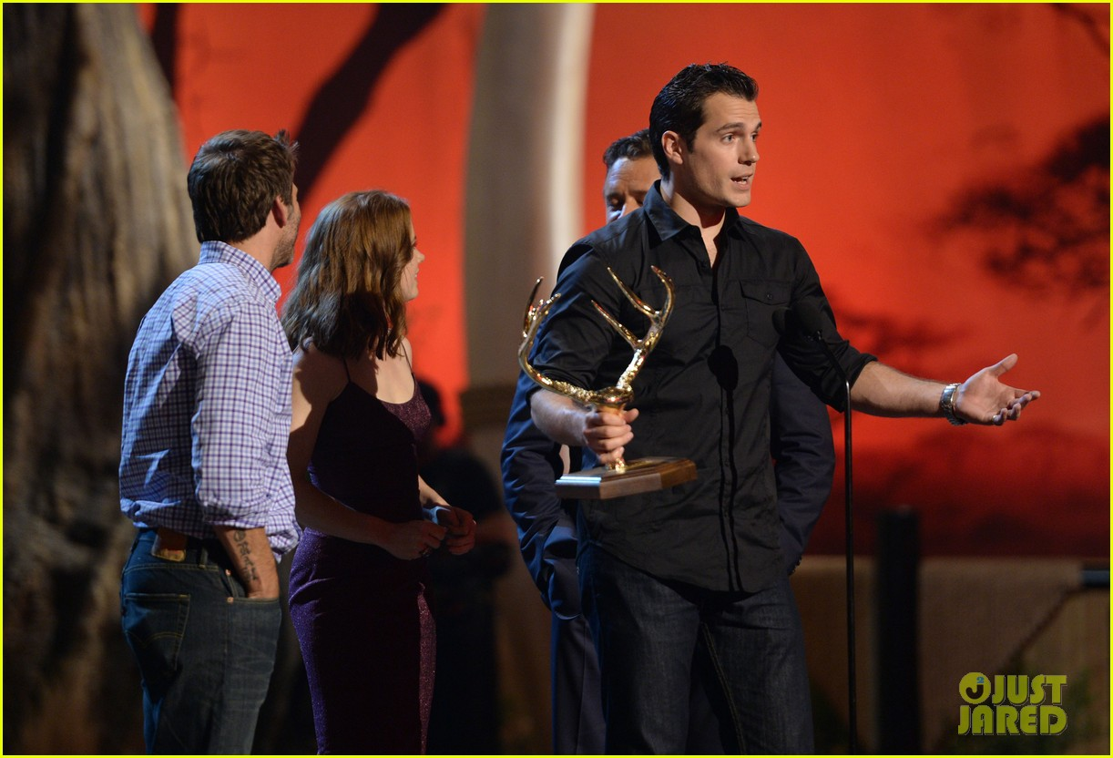 henry cavill amy adams guys choice awards 2013 142887405