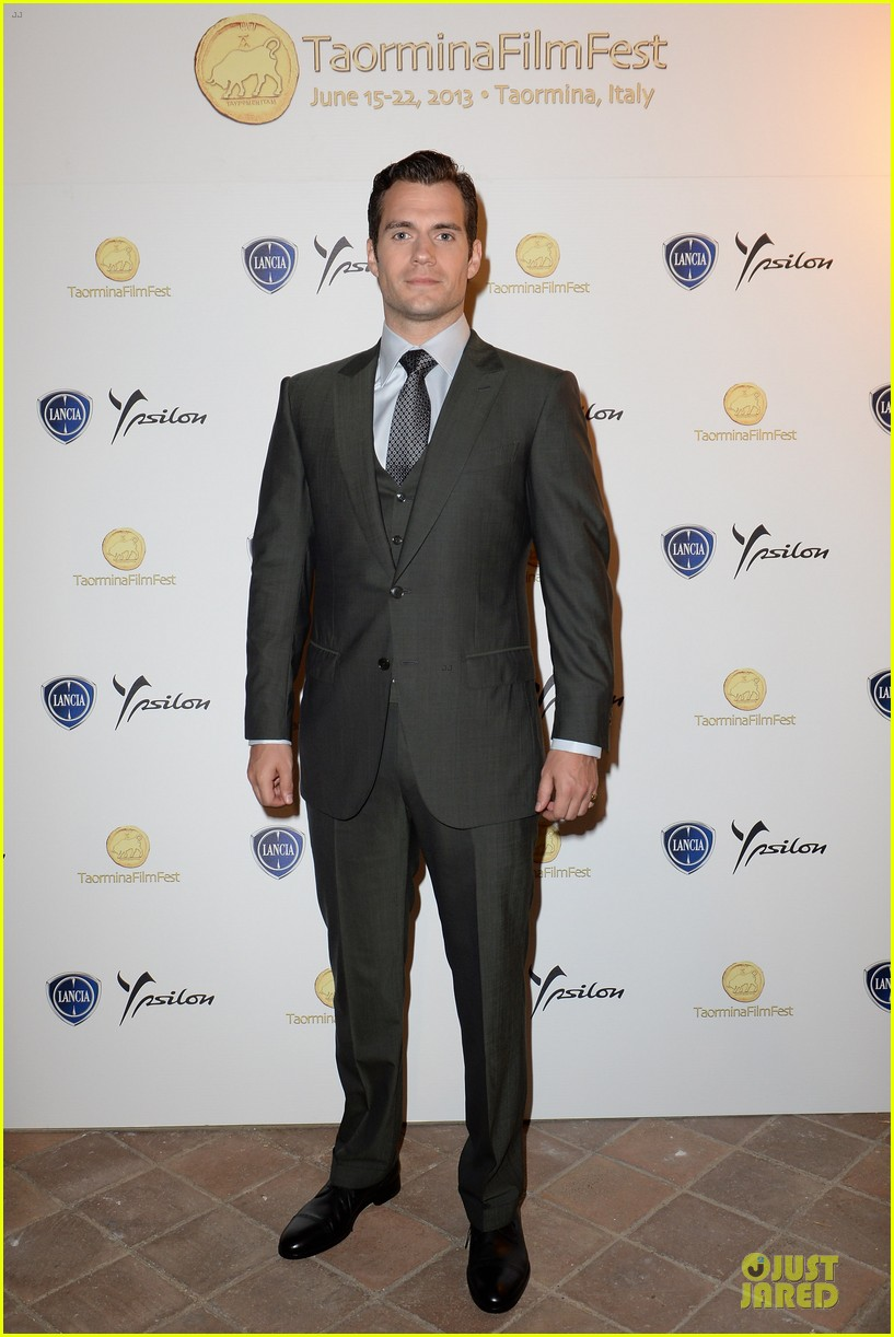 henry cavill amy adams man of steel premiere party in italy 102891928