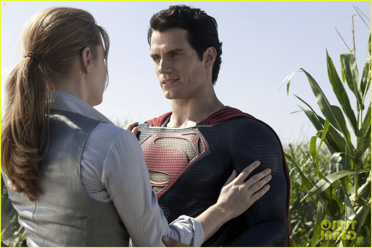 henry cavill man of steel in theaters now 20