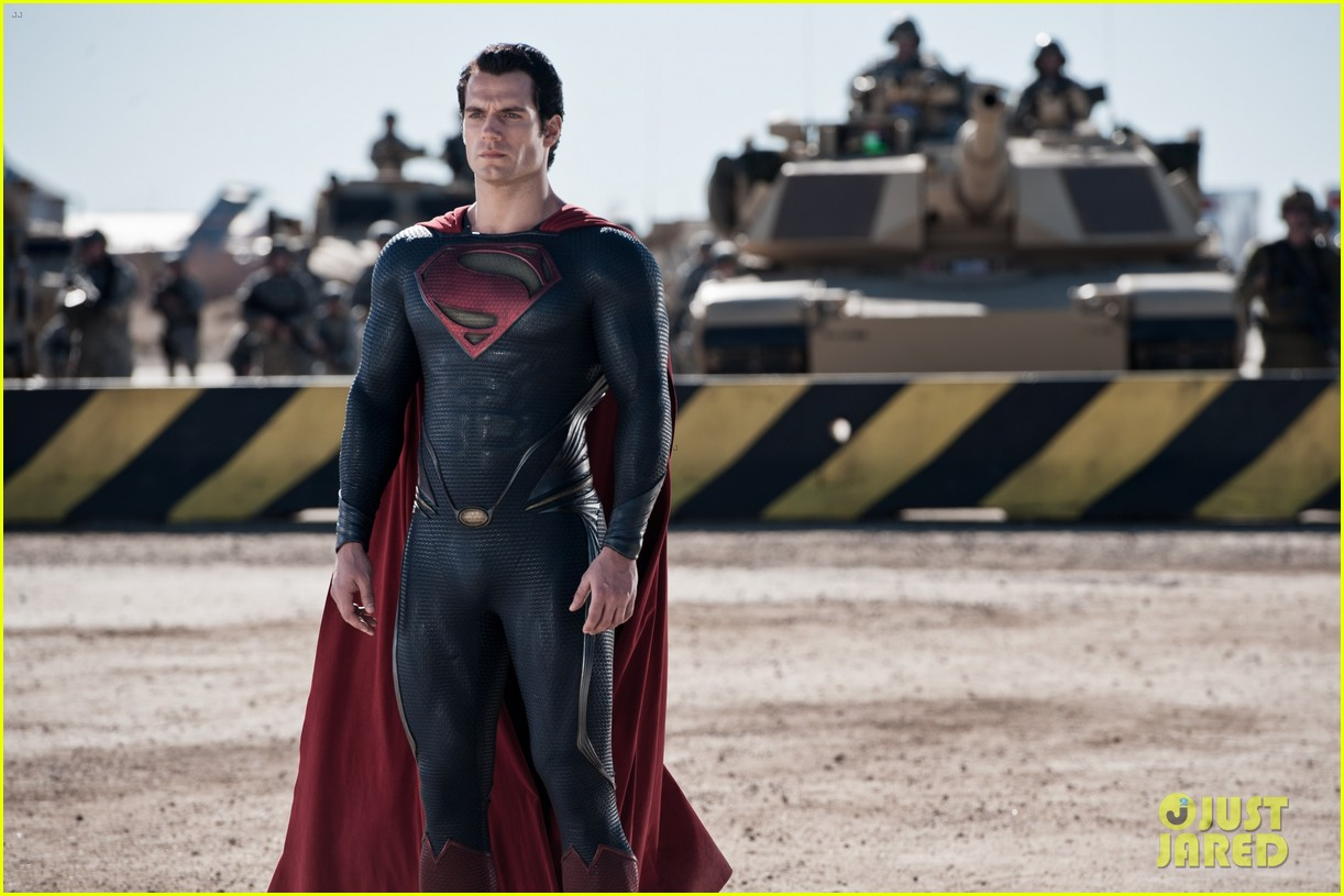 henry cavill man of steel in theaters now 352891139