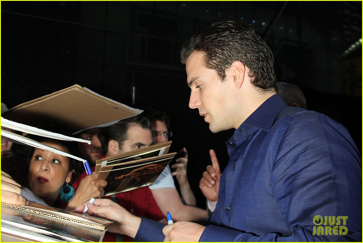 henry cavill amy adams talk show appearances in nyc 162888494