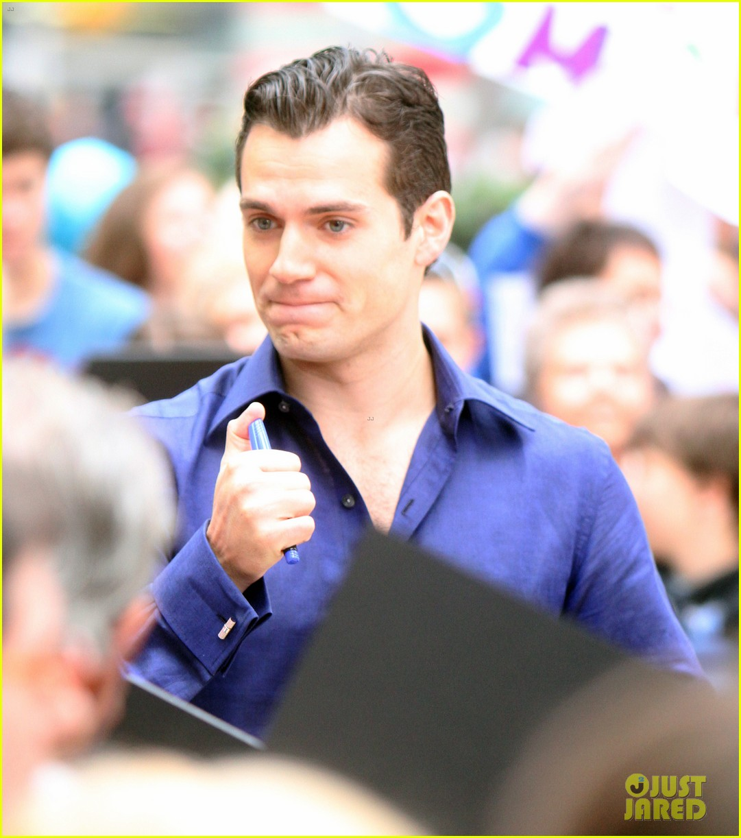 henry cavill amy adams talk show appearances in nyc 192888497