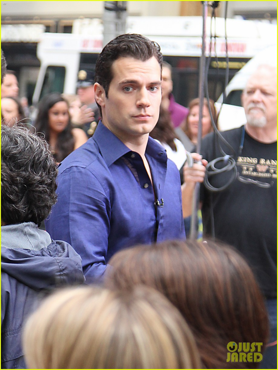 henry cavill amy adams talk show appearances in nyc 202888498