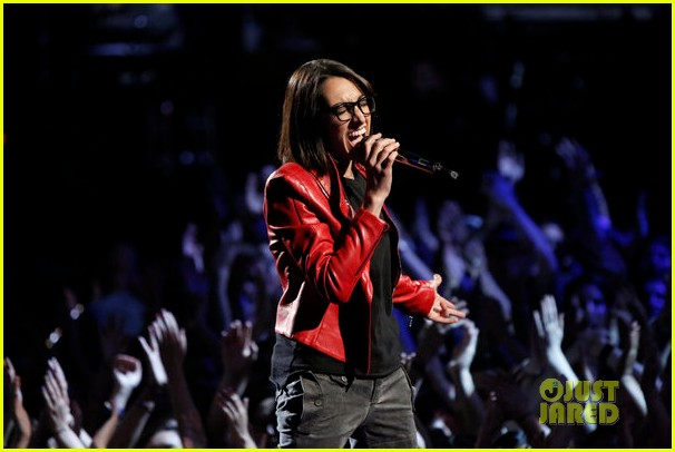 michelle chamuel the voice finale performances video 022893338