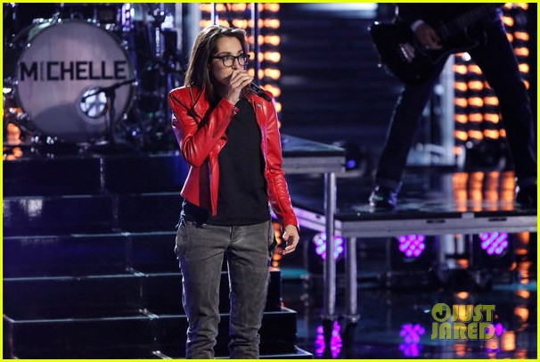 michelle chamuel the voice finale performances video 142893350