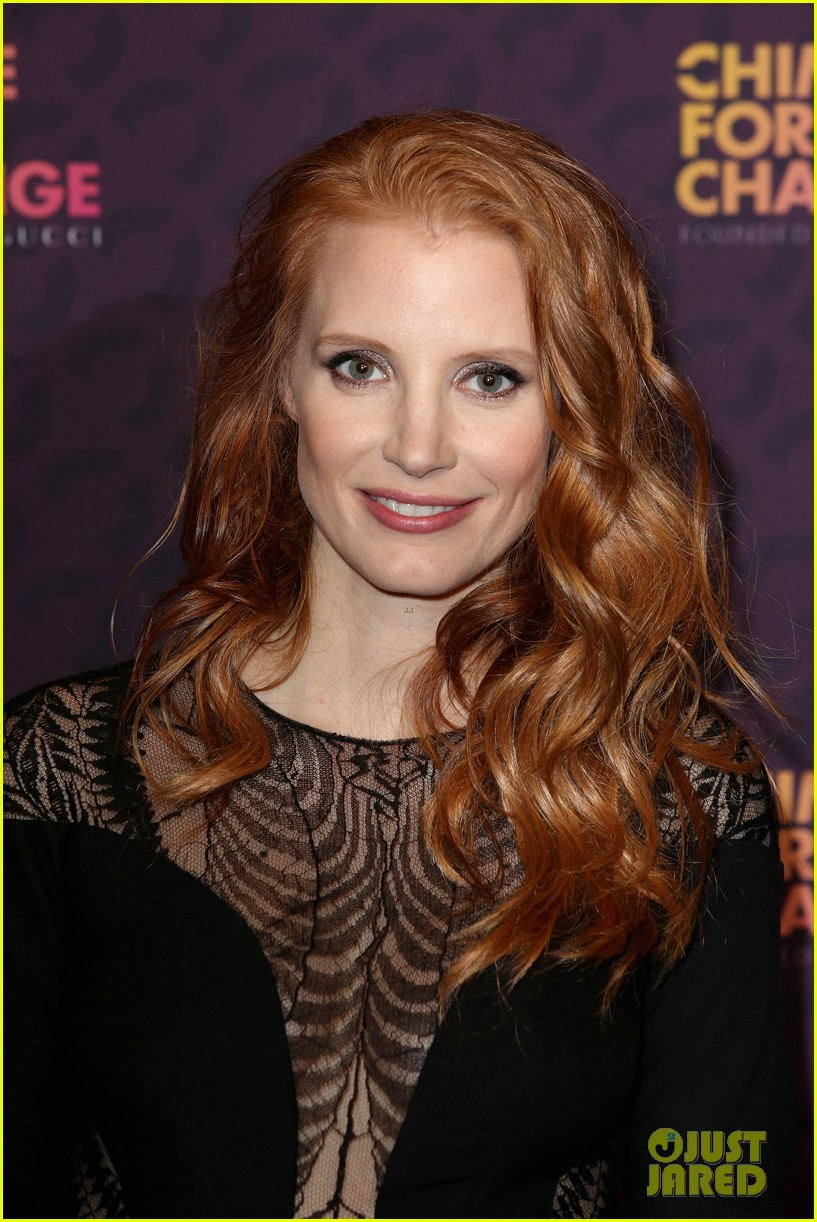 jessica chastain james franco chime for change concert 022882052