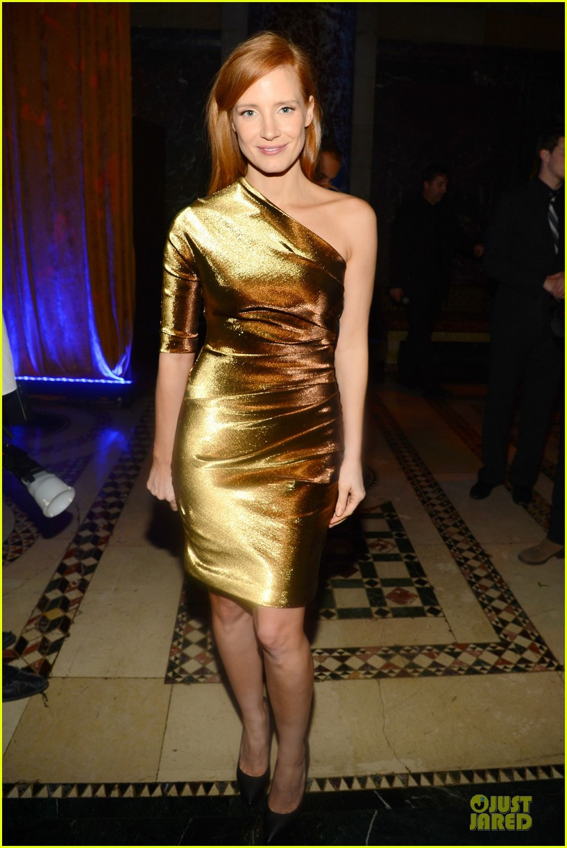 jessica chastain fashion institute of technology gala 05