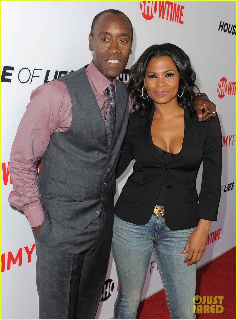 Family Comes First for Don Cheadle – Moms & Babies ... |Don Cheadle Family 2014