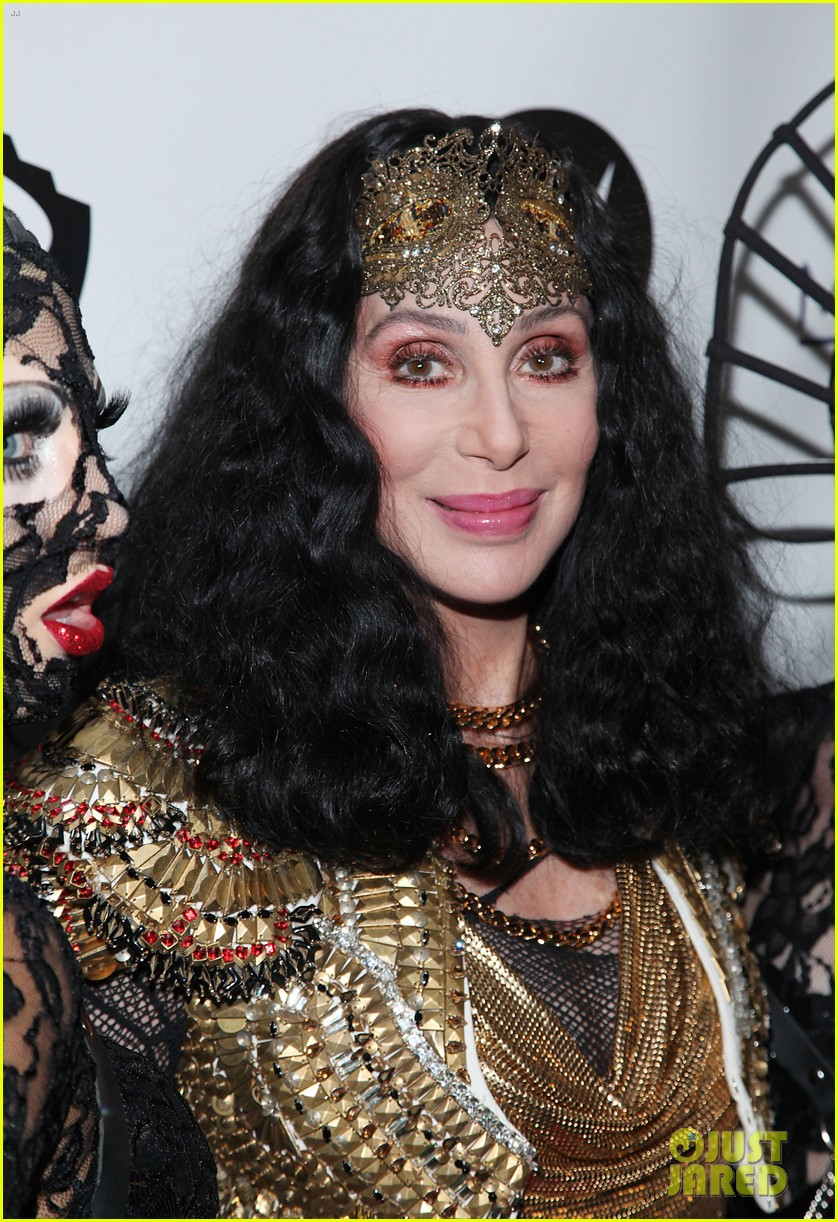 cher promotes womans world in new york city 042899839