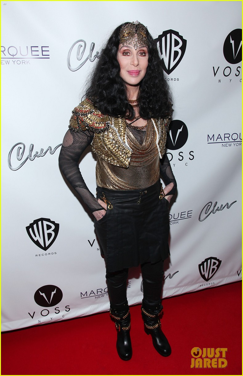 cher promotes womans world in new york city 052899840