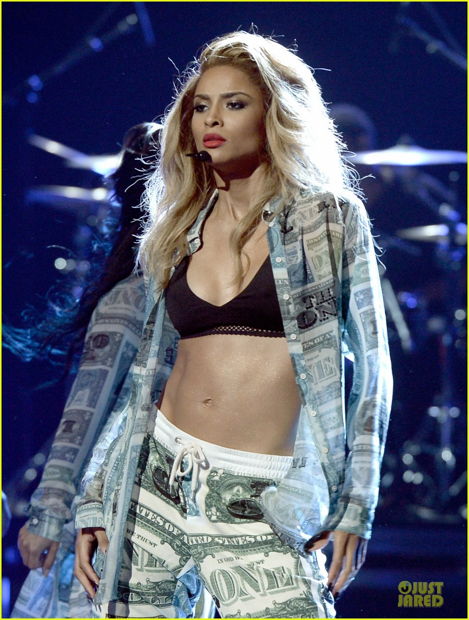 ciara nicki minaj bet awards 2013 performance video 02