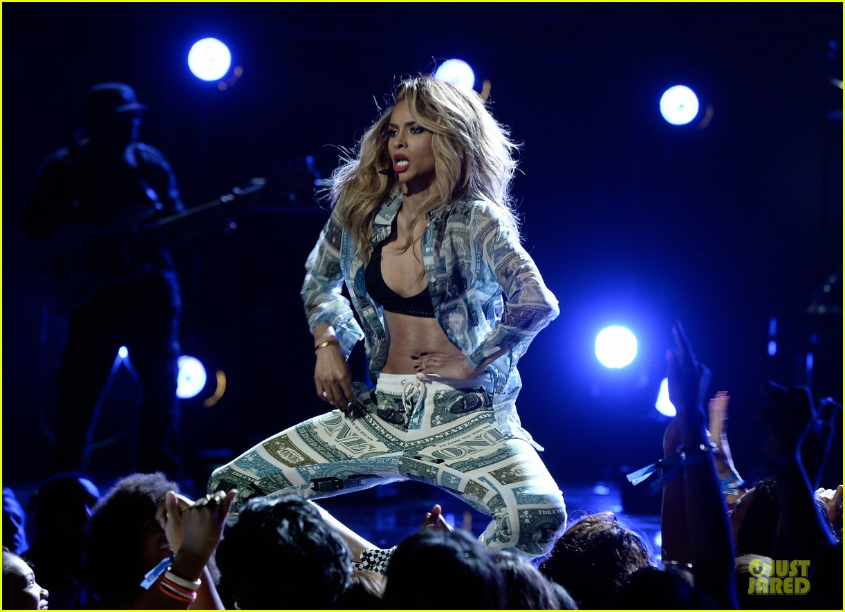 ciara nicki minaj bet awards 2013 performance video 062901739