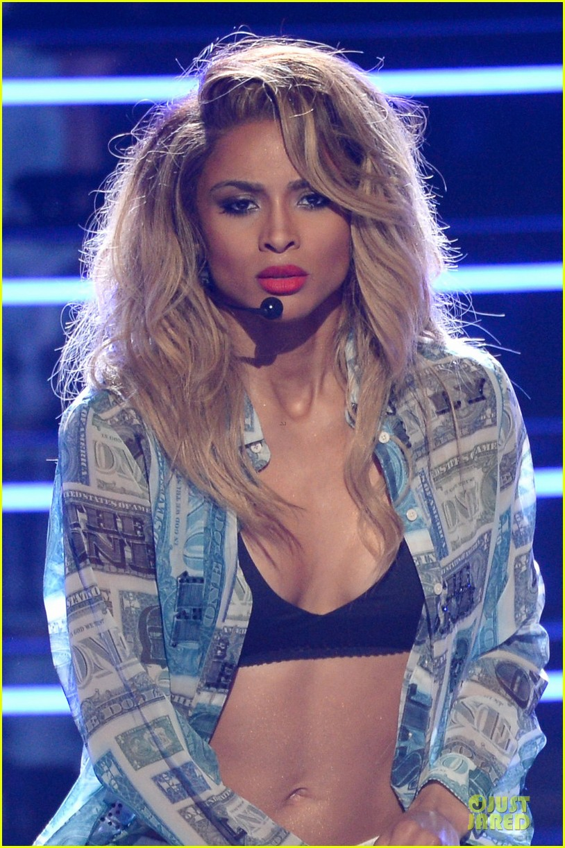 ciara nicki minaj bet awards 2013 performance video 132901746