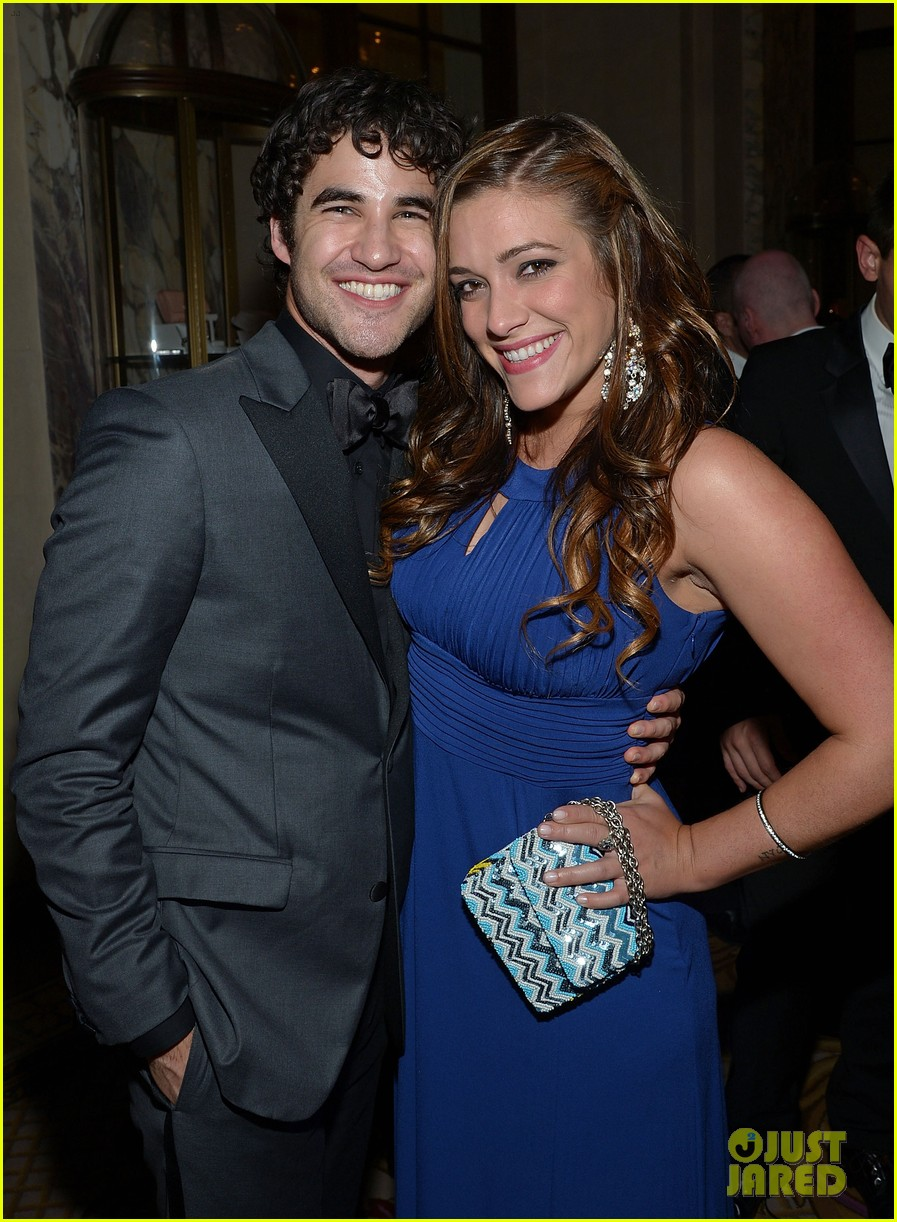 darren criss mia swier tony awards after party 2013 042888280