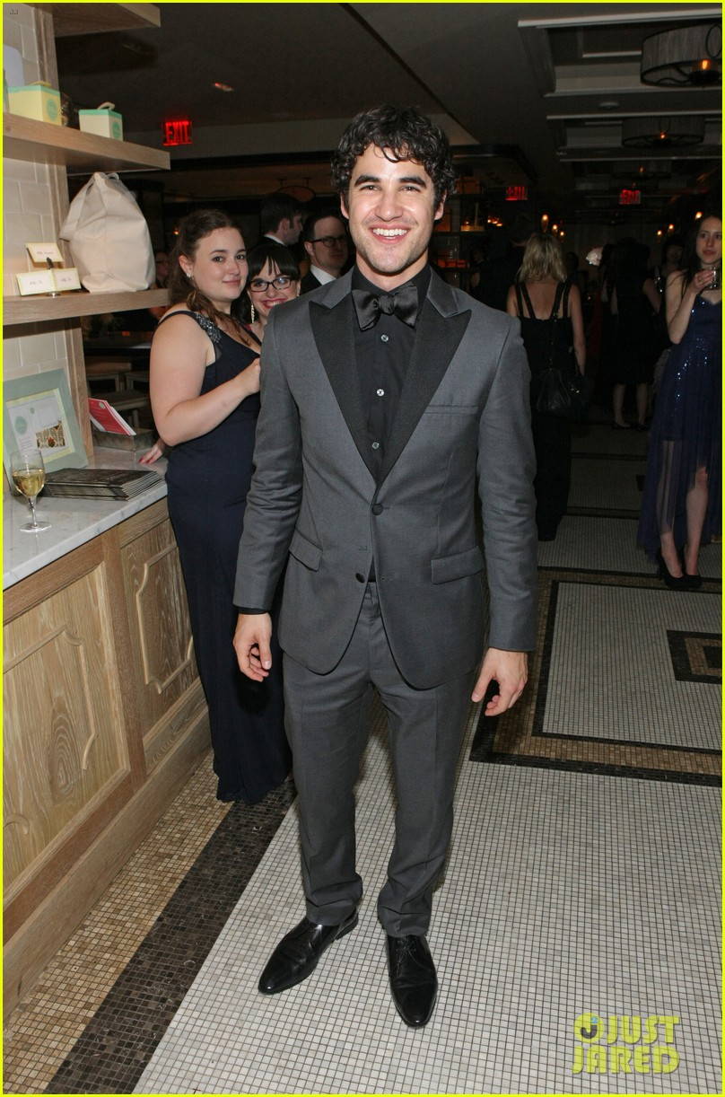 darren criss mia swier tony awards after party 2013 082888284