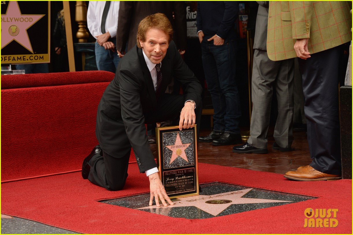 tom cruise johnny depp jerry bruckheimer star ceremony 152897715