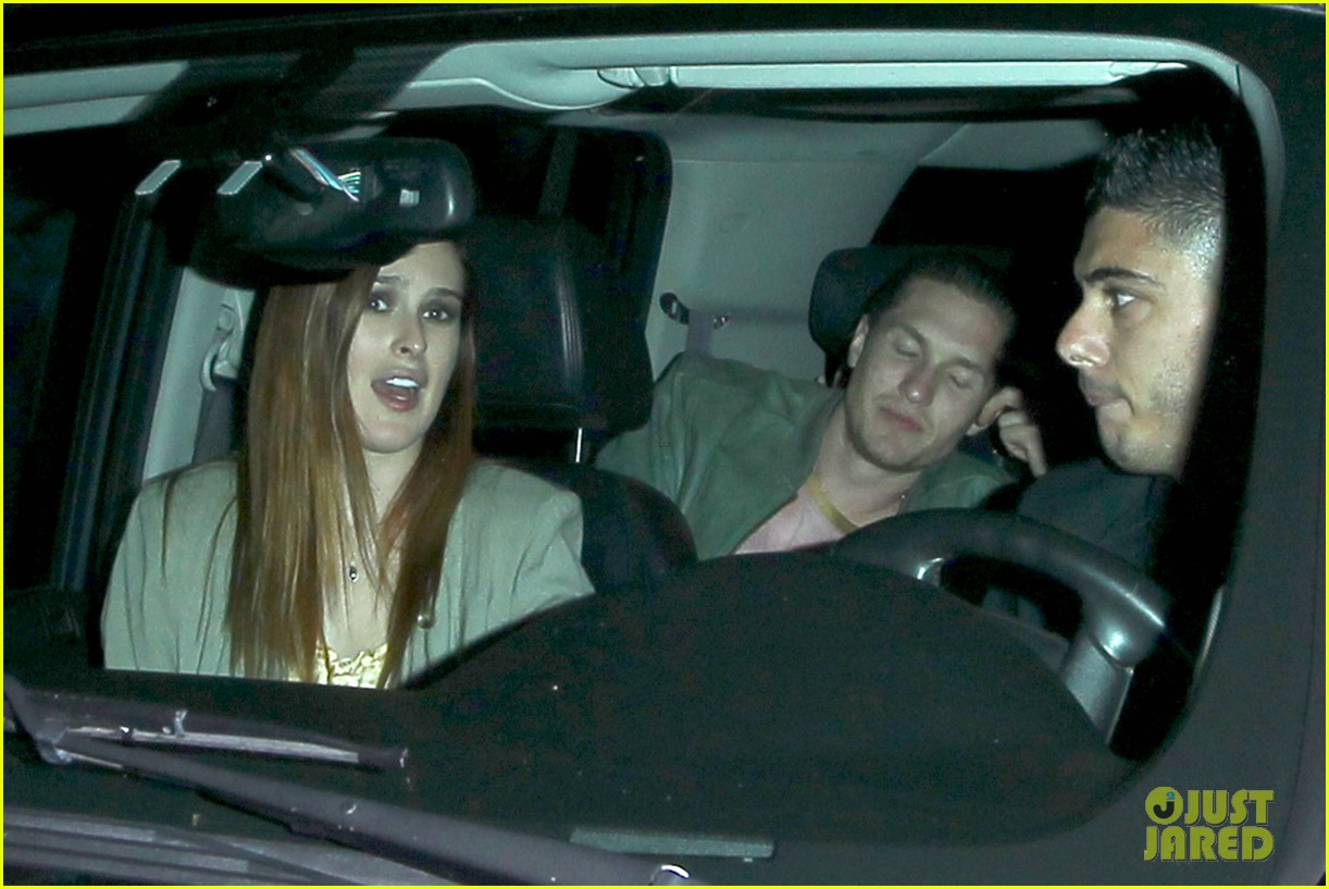 demi moore rumer willis sneak out of sayers club 102895794