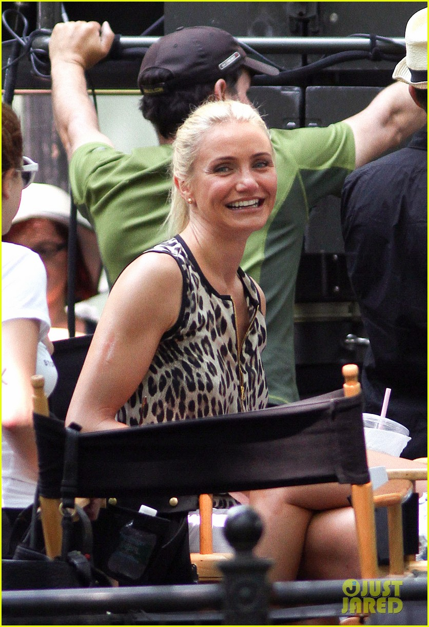 cameron diaz films other woman after annie news 022899541