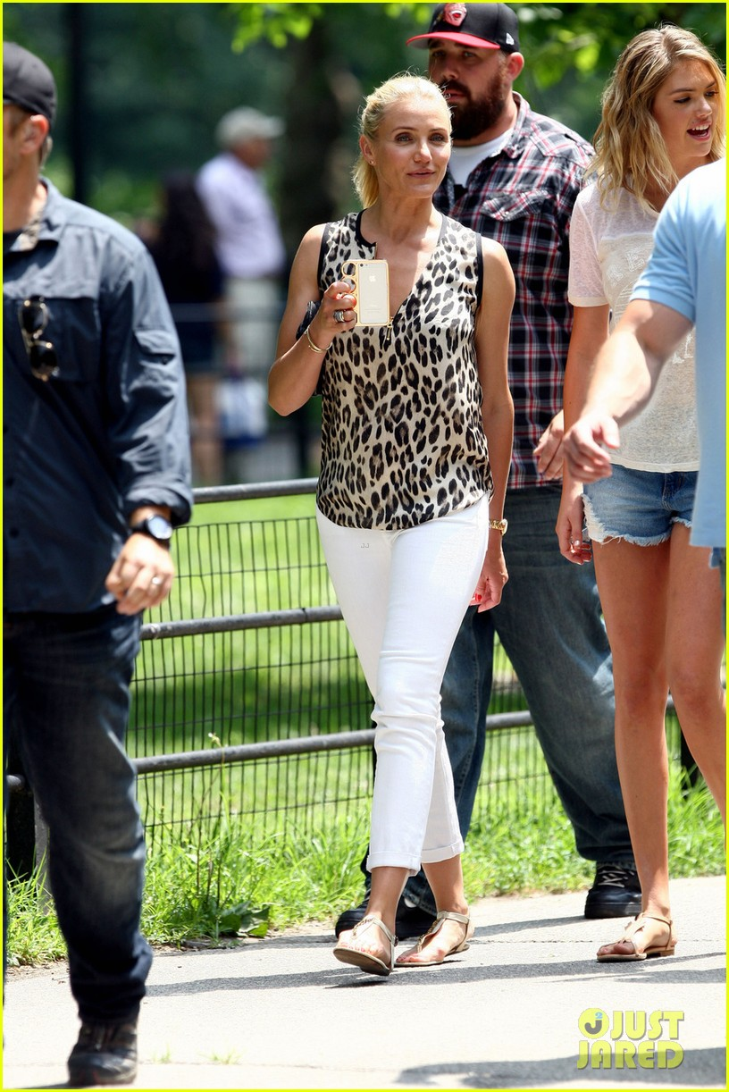 cameron diaz films other woman after annie news 052899544