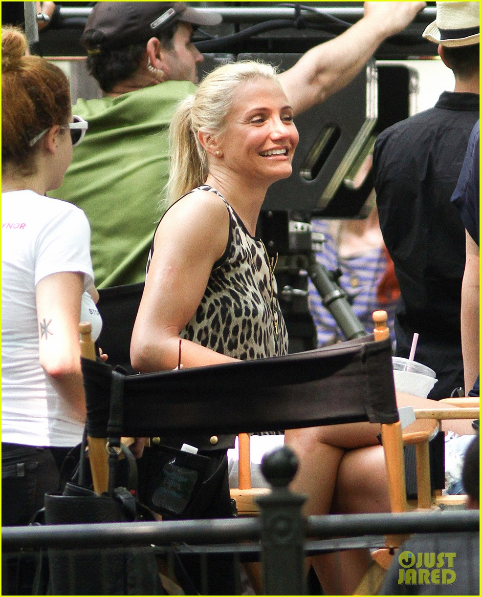cameron diaz films other woman after annie news 07