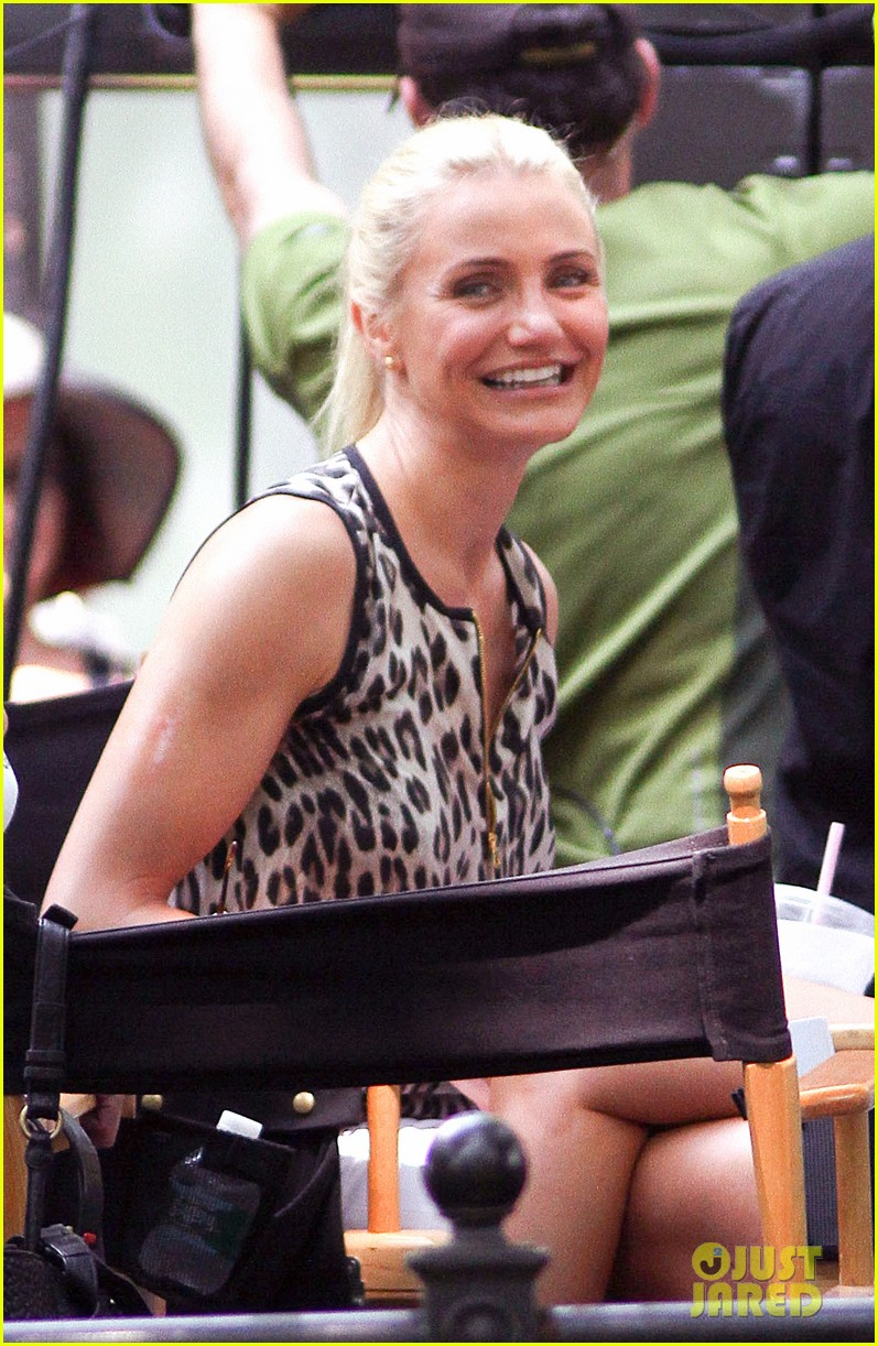 cameron diaz films other woman after annie news 092899548