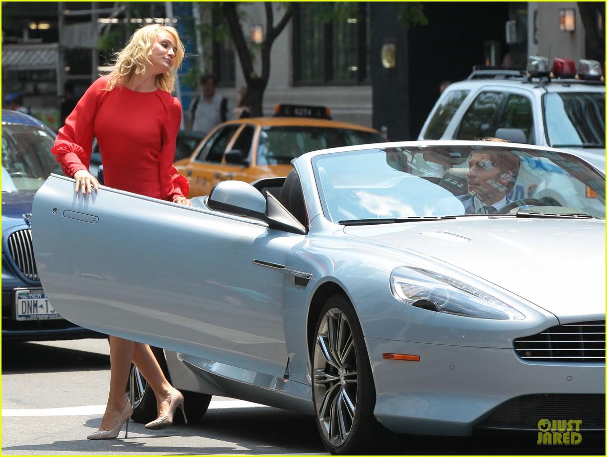 cameron diaz nikolaj coster waldau other woman car scene 142898361