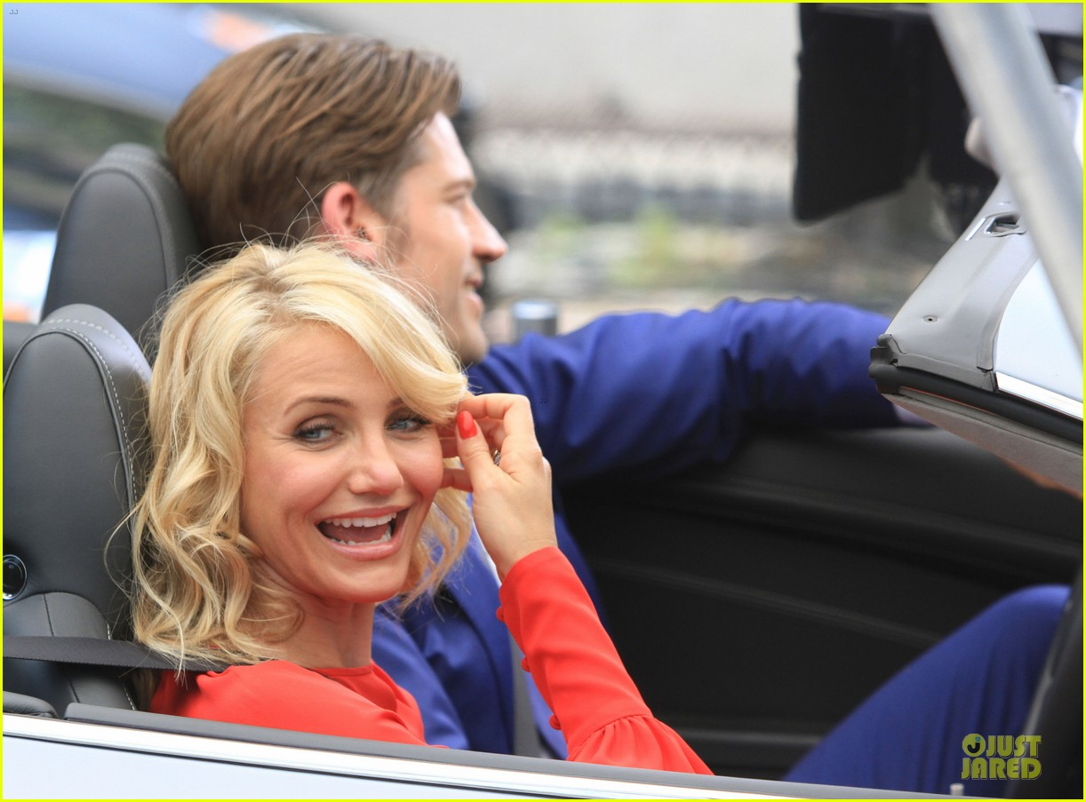 cameron diaz nikolaj coster waldau other woman car scene 162898363