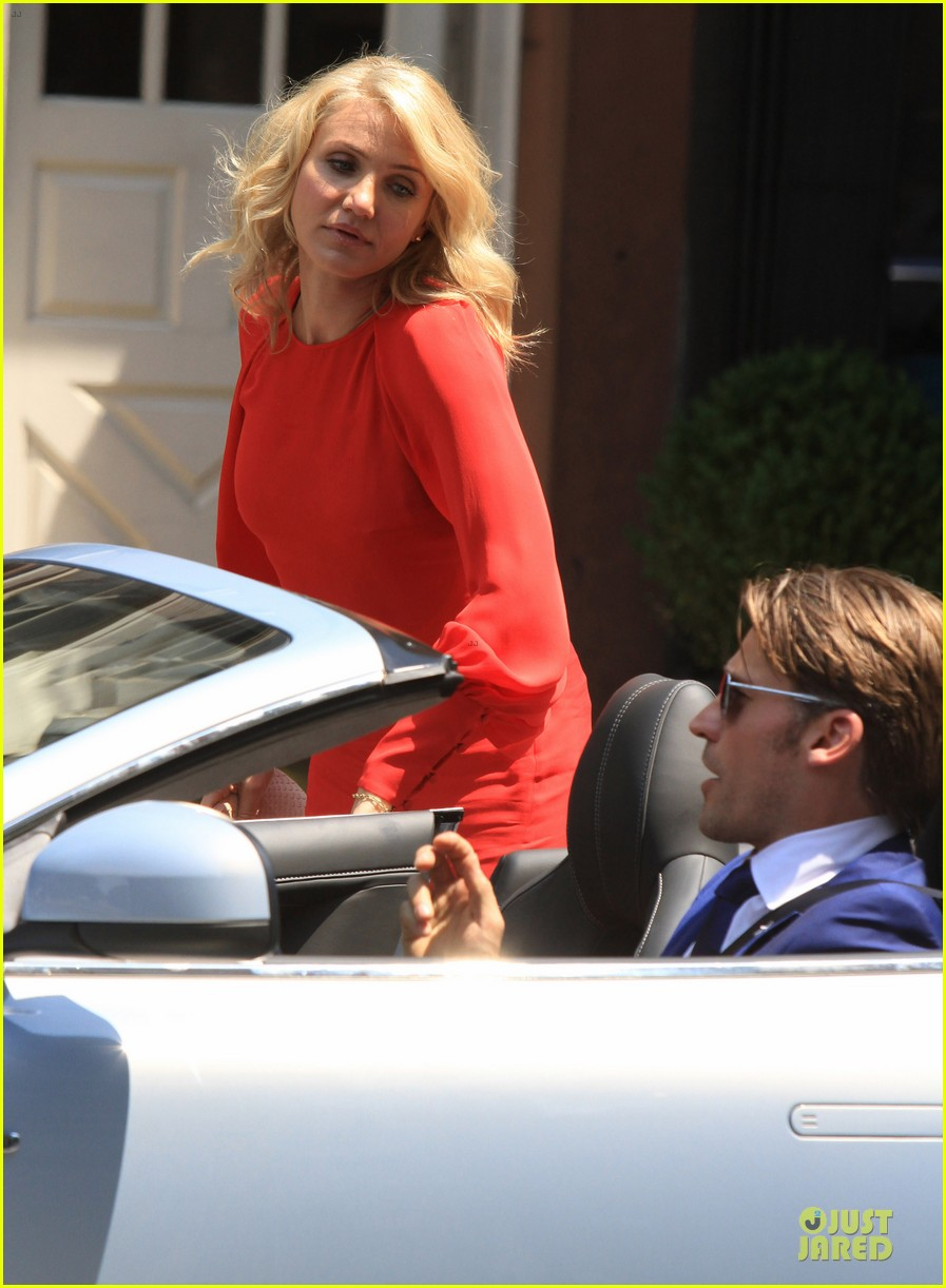 cameron diaz nikolaj coster waldau other woman car scene 202898367