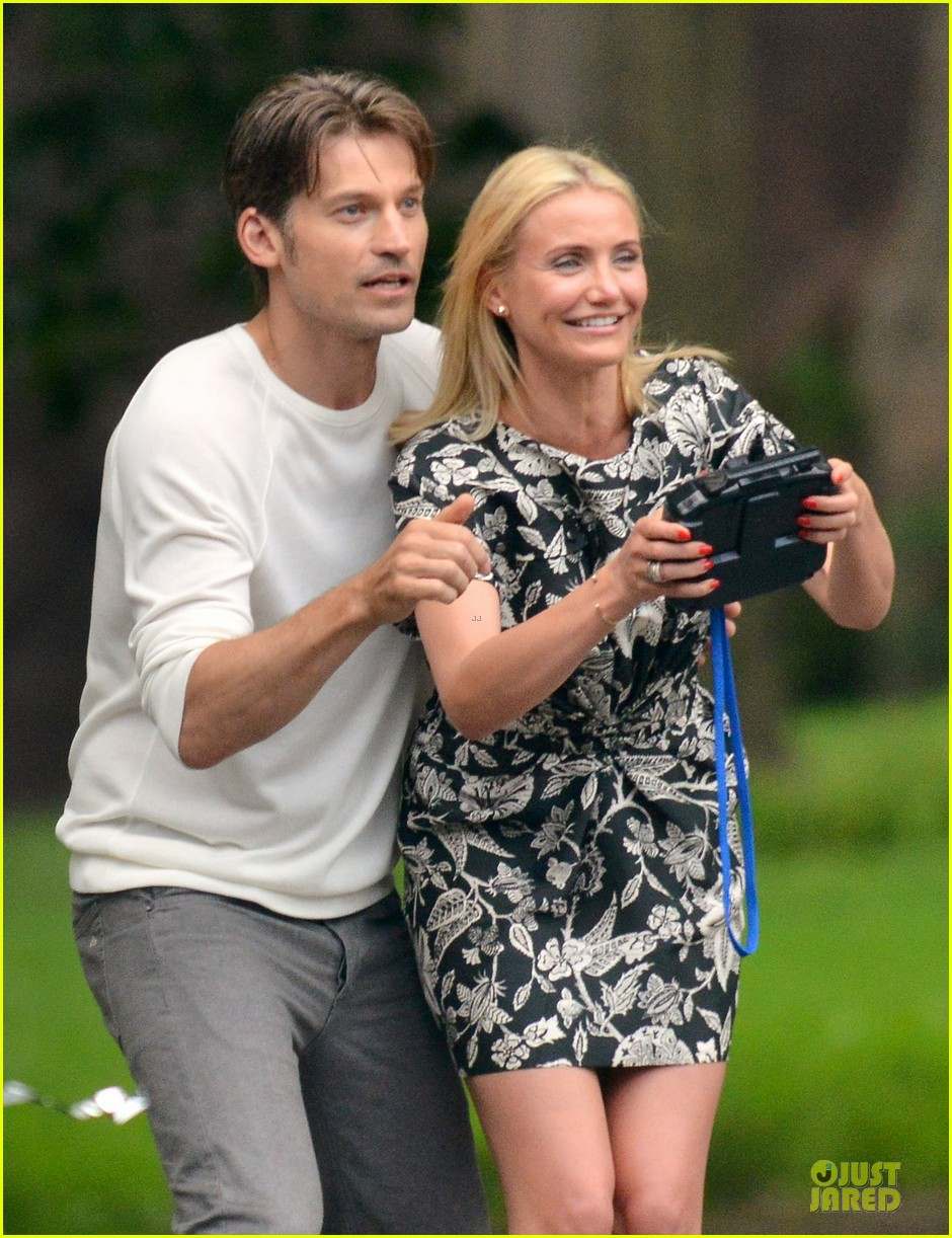 cameron diaz other woman lunch break with costars 082900122