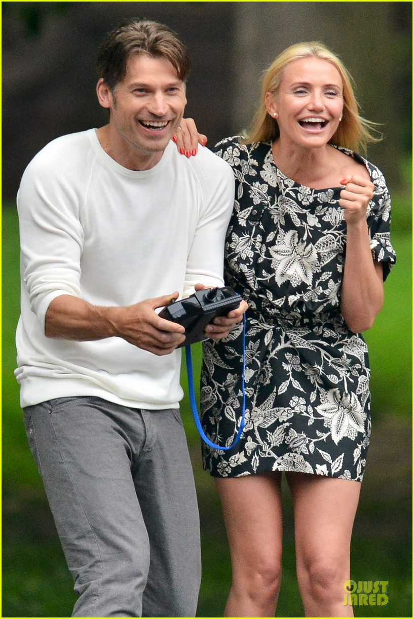 cameron diaz other woman lunch break with costars 112900125