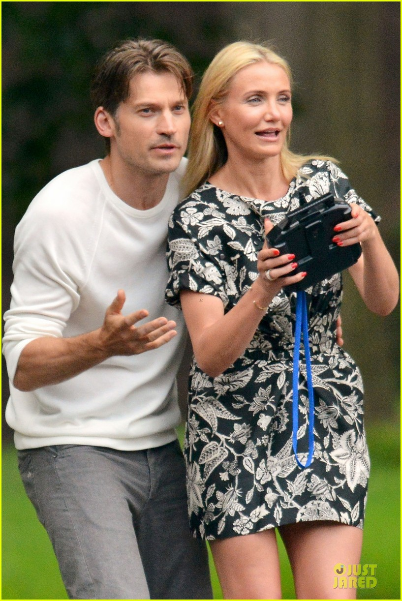 cameron diaz other woman lunch break with costars 13
