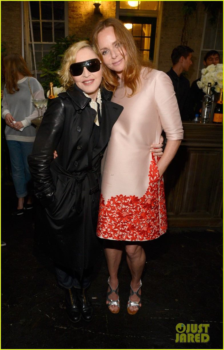 cameron diaz kate bosworth stella mccartney spring 2014 presentation 022888952