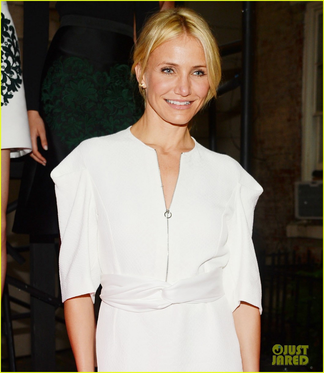 cameron diaz kate bosworth stella mccartney spring 2014 presentation 182888968