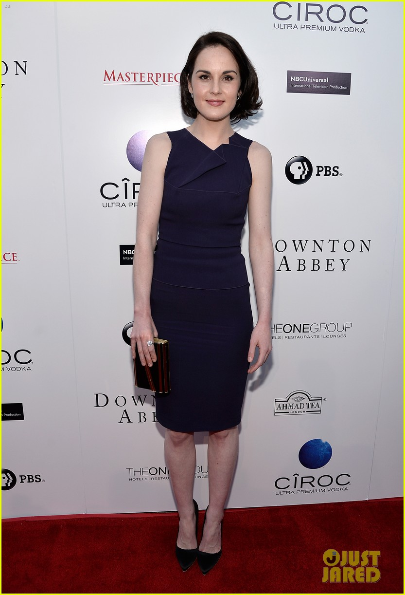 michelle dockery an evening with downton abbey cast 15