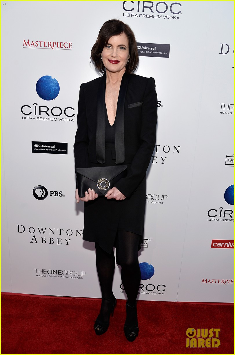 michelle dockery an evening with downton abbey cast 222889008