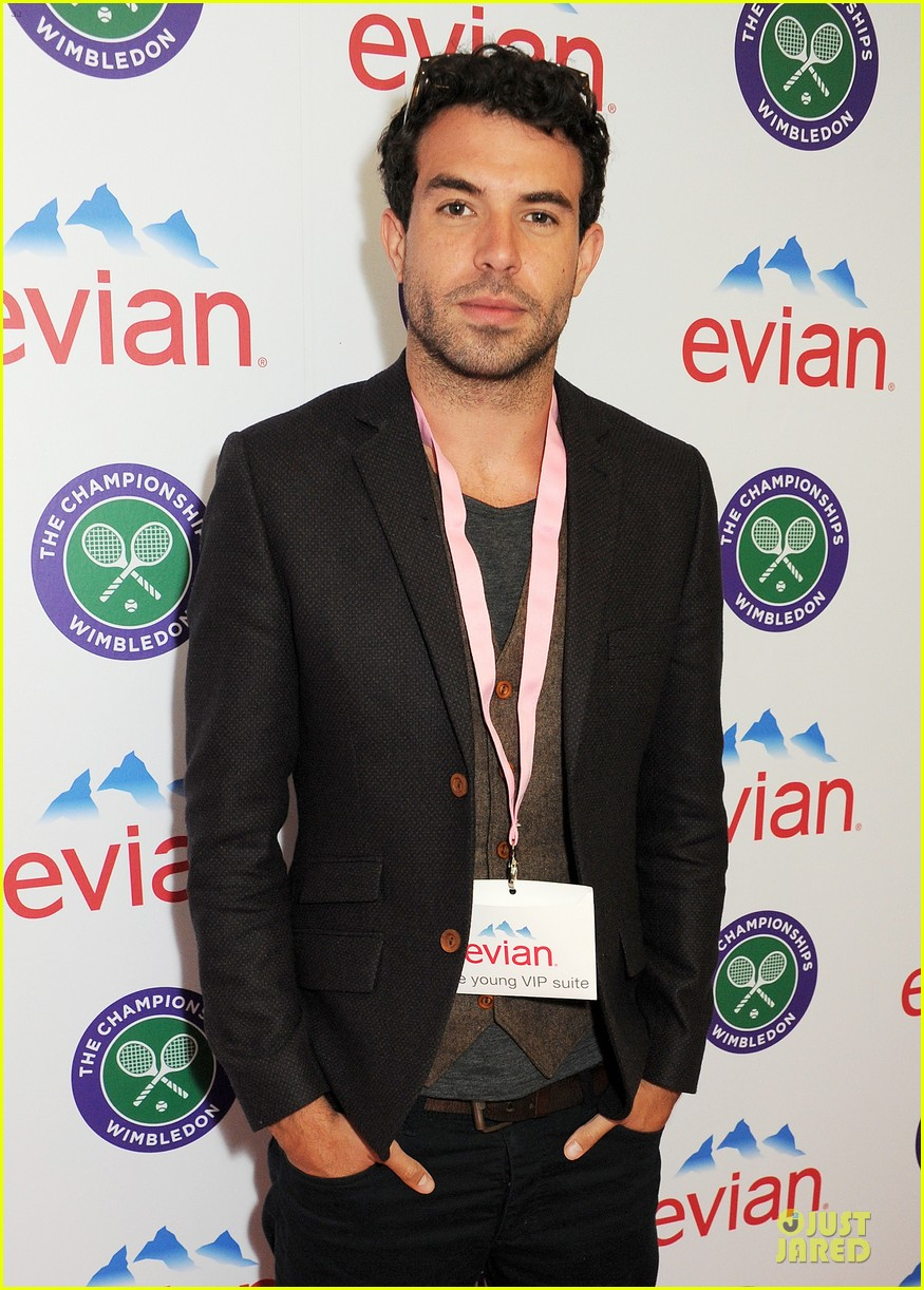 michelle dockery tom cullen evian live young suite 21
