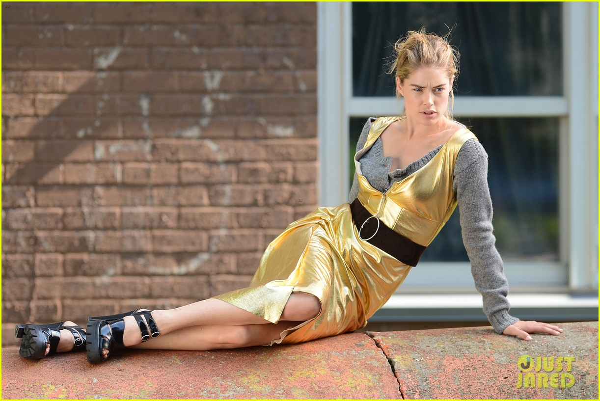 doutzen kroes i love shooting in the streets of new york 022894267