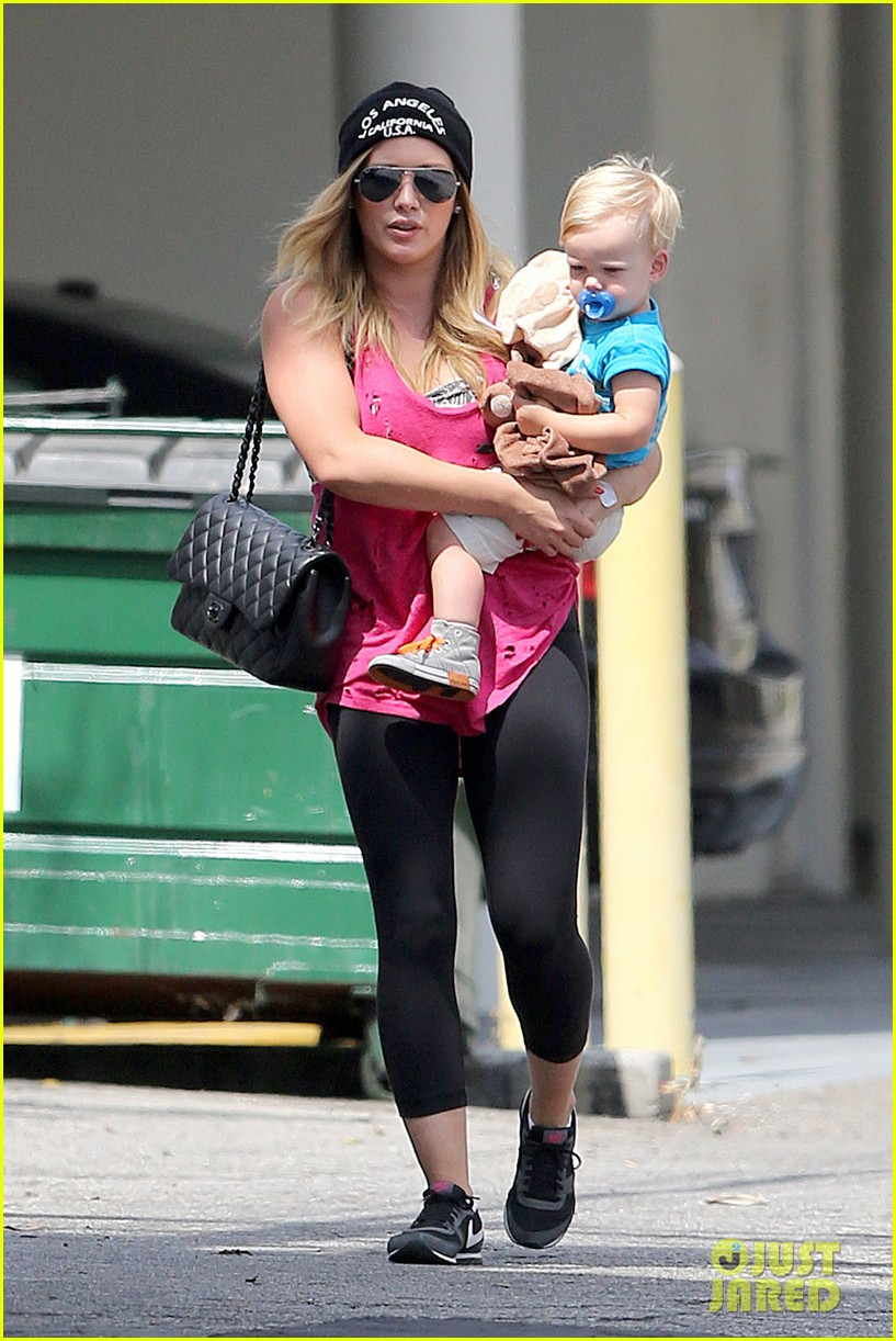 hilary duff luca is the sweetest boy i ever met 012897480
