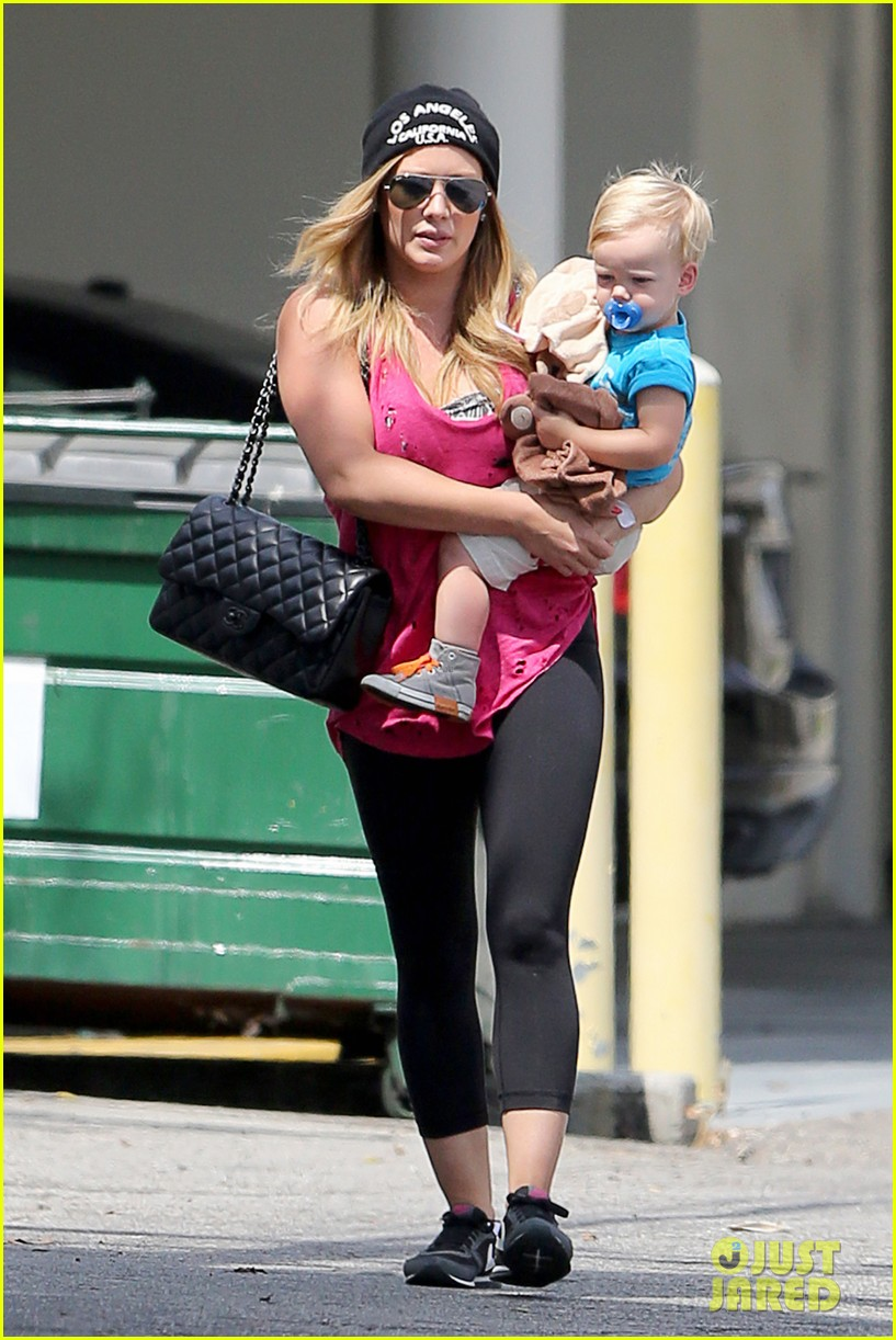 hilary duff luca is the sweetest boy i ever met 04